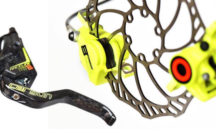 Magura mt8 Race Line